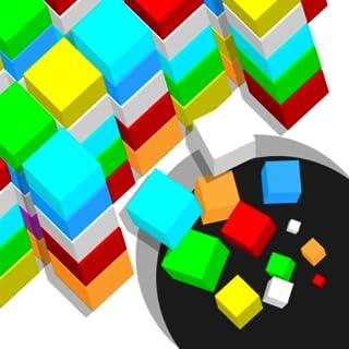 Color Hole BlockBluster Game For Kindle