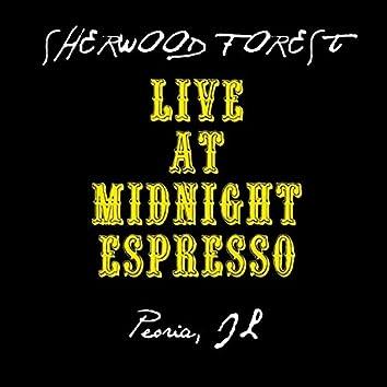 Live at Midnight Espresso