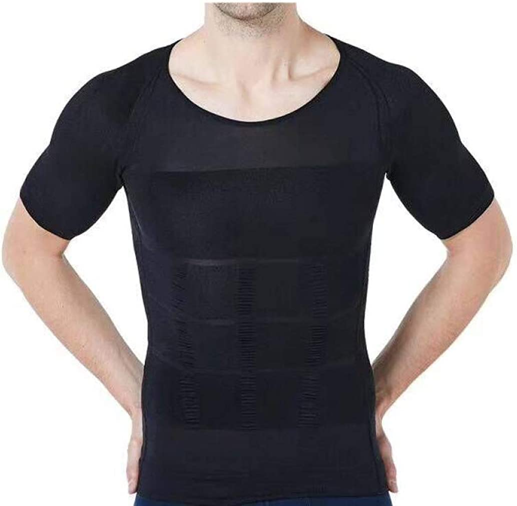 GODIWAN Men Slimming Bombing free shipping Vest New mail order Belly Posture for Co Corrector Abdomen