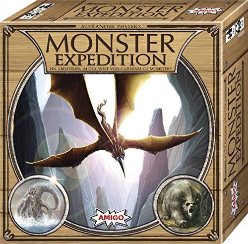 Amigo Spiel + Freizeit 2054 Monster Expedition