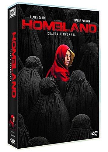 Homeland Temporada 4 [DVD]
