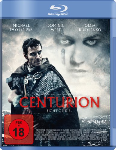 Centurion - Fight or die [Blu-ray]