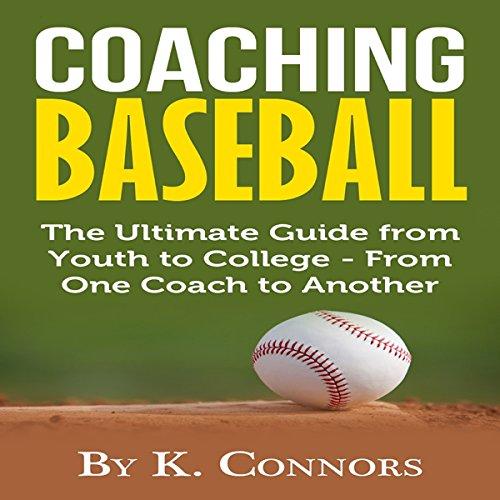 Coaching Baseball audiobook cover art