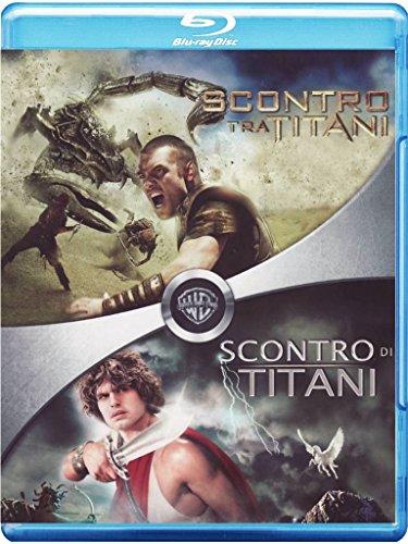 Scontro Tra Titani (2010) / Scontro Di Titani (1981) (Ultimate Collector's Edition) (2 Blu-Ray+Libro)