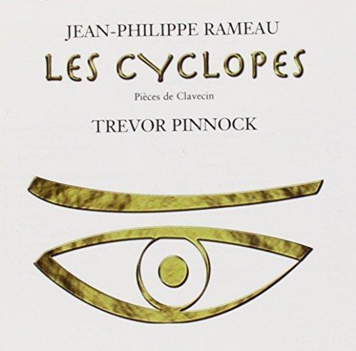 Rameau: Les Cyclopes - Pi?Eces de Clavecin by Avie (2005-03-14)