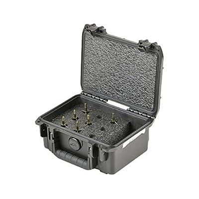 SKB 3I-0705-3B-BH iSeries Broadhead Case, 100 Grain, Black