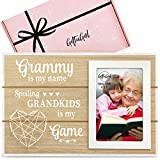 GIFTAGIRL Grammy Gift for Grandma - Grammy Gifts for Women or Gifts for Grammy, Like Our Beautifully Quoted Grammy Picture Frame, Make Lovely Grammy Gifts from Grandchildren, for The Best Grammy Ever