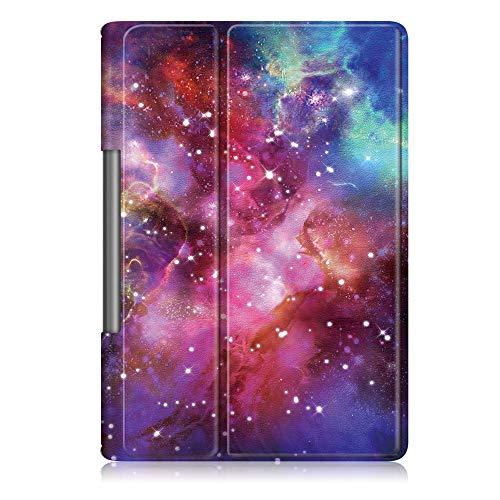 KATUMO Funda para Lenovo Yoga Smart Tab 10.1 Pulgadas Funda Lenovo Tab YT-X705F con Soporte Funcion