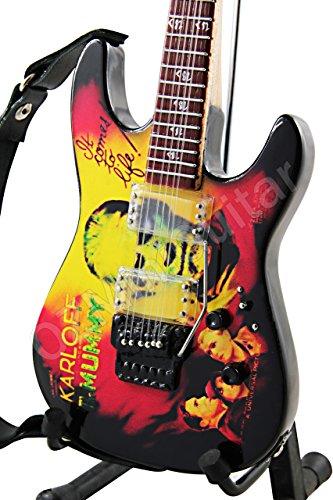 Guitarra en miniatura ESP KH-2 The Mummy Kirk Hammett Metallica