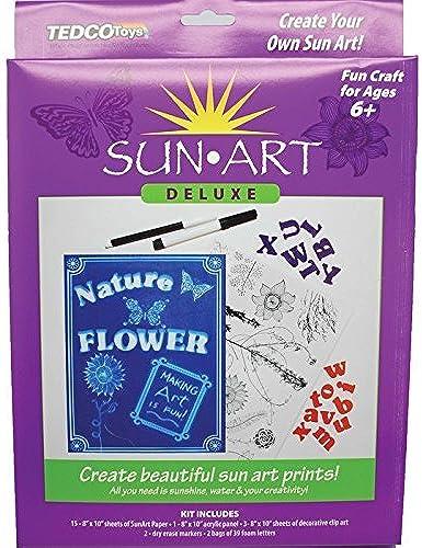 alto descuento SunArt SunArt SunArt Deluxe Kit by TEDCO  vendiendo bien en todo el mundo