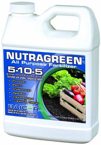 Nutra Green All Purpose Fertilizer by Baicor