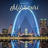 Missouri Calendar 2022: Calendar 2022 with 6 Months of 2021 Bonus