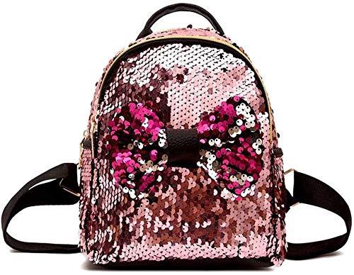Mochila multiusos Forme el bolso de la aptitud de baile mochila mochila de hombro brillante don mágico for un niño niña pieza de la mujer joven de la joyería (color: negro, tamaño: un tamaño) Adecuado