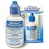 55 Gallon Water Preserver Concentrate 5 Year Emergency Disaster...