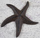 Cast Iron Starfish Paperweight ~ Nautical Decor by Moby Dick