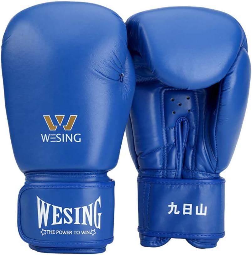 wesing Micro Fiber Boxing Gloves Muay Sparring Pun メーカー再生品 Thai 人気海外一番 Training