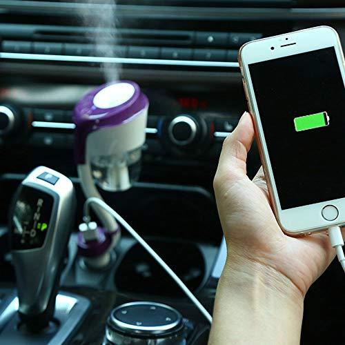 KBAYBO『車載ミニ空気加湿器』