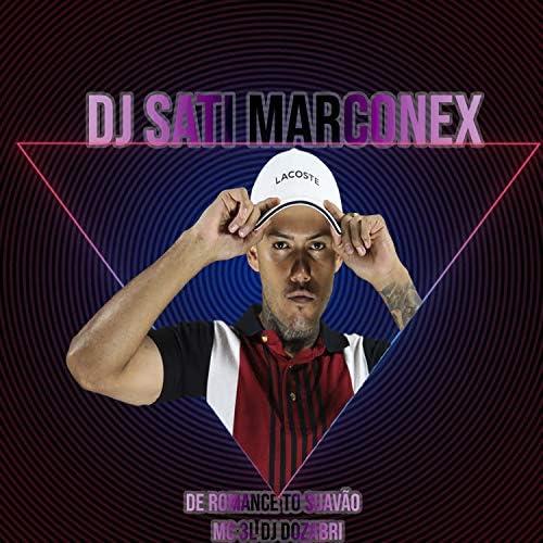 Dj Sati Marconex, MC 3L & Mc Maurício do 12