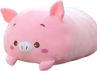 Leuke Panda Plush Animal Pillow Super Soft Cartoon Pillow Speelgoed Beddengoed Kinderen Slaap Kawaii Varkenskussen, Pluche...