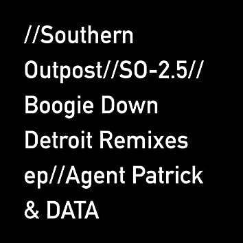 Boogie Down Detroit Remixes