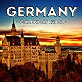 Germany 2021 Calendar: Cute Gift Idea For Germany Lovers Men And Women