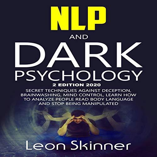 『NLP and Dark Psychology 2 Edition 2020』のカバーアート