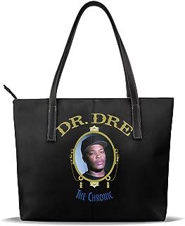 Mniunision Dr.DRE The Chronic Women's Top Handle Handbag Travel Tote Bag