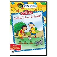 Caillou: Caillou's Fun Outside [DVD] [Import]