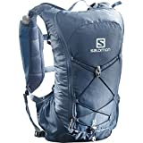 Salomon Agile 12 Set Chaleco 12L Unisexo 2x Soft Flasks Incluidas Trail Running Senderismo