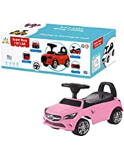 Baby Love Pedal and Push Car for Unisex, 3 Years and Above ,Pink