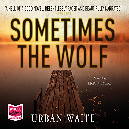 Sometimes the Wolf audiobook cover art