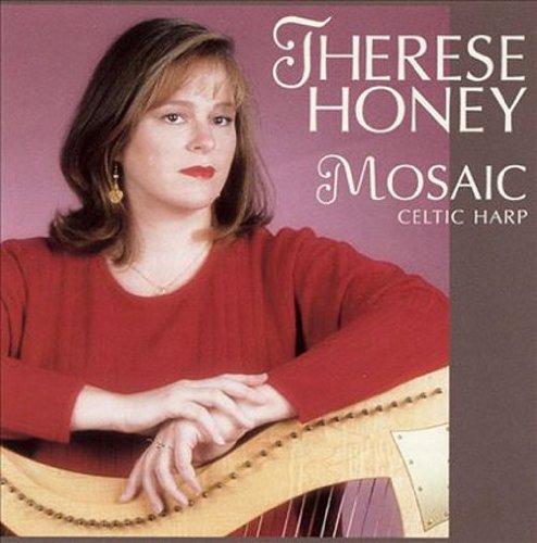 Mosaic-Celtic Harp