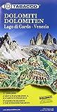 Dolomiti, Lago di Garda, Venezia. Carta stradale e Panoramica in scala 1:200.000. Ediz. multilingue (PANORAMA - 1/200.000)