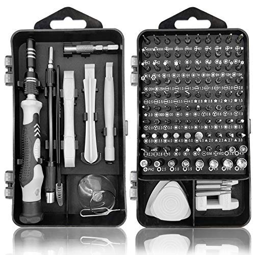 Royace Precision Screwdriver Set,119 in 1 Laptop Screwdriver Kit Mini Screwdriver Set