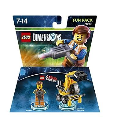 LEGO Dimensions: Fun Pack - LEGO Movie Emmet