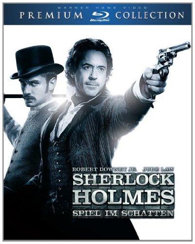 Sherlock Holmes 2 - Spiel im Schatten: Premium Collection