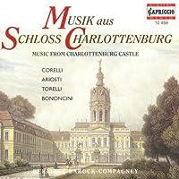 Baroque Music from Charlottenburg Castle (Musik aus Schloss Charlottenburg)