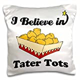 Pillow insert not Included Dimensions: 16x 16(square) Made of durable satin material with fold over closure, suitable for use in any room Machine washable - cold water Image on one side