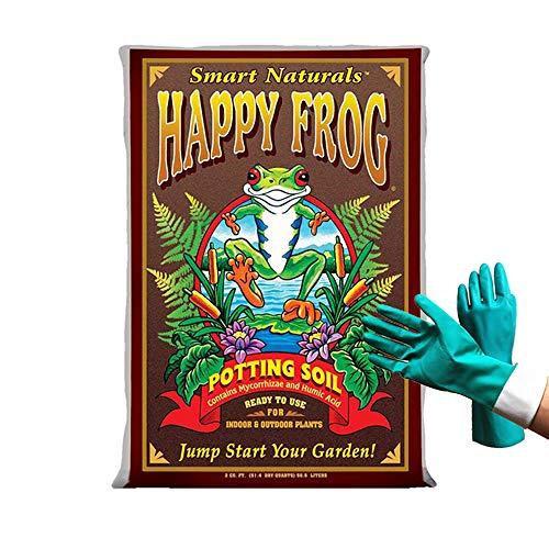 Fox Farm Happy Frog Organic Potting Soil - 2 Cubic Ft