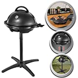 George Foreman Grill 2in1 Elektrogrill: Standgrill & Tischgrill