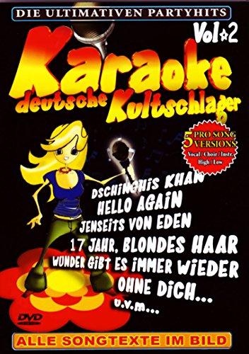 Various Artists - Karaoke - Deutsche Kultschlager Vol. 2