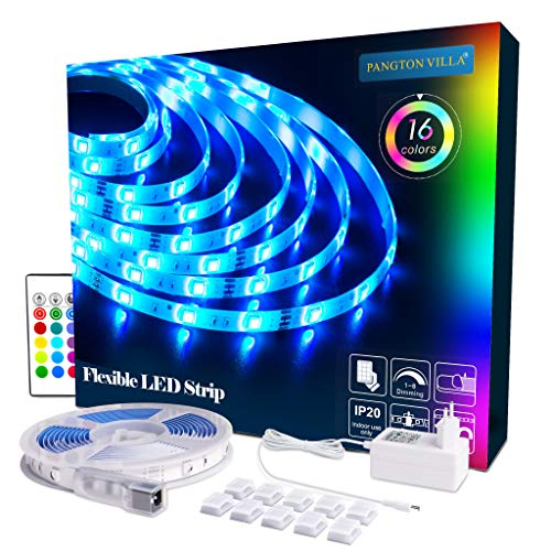 LED Strip RGB 5m LED Licht Strei...