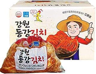 【江原東江】ガンウォンドンガン 白菜キムチ ★韓国産 5kg x 1袋 ★