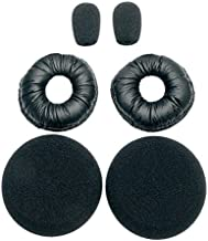 BlueParrott 202846 Replacement Ear/Mic Cushion Kit, 6 Pcs. for B250 Series Headsets