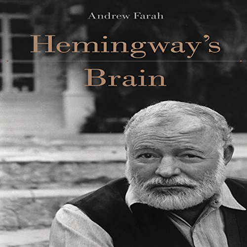 Hemingway's Brain audiobook cover art