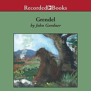 Grendel audiobook cover art