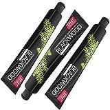 3 x Blackwood SPLAT die schwarze Zahnpasta