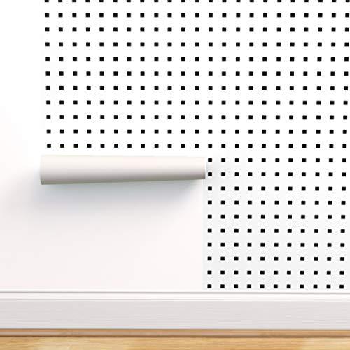 Büro, Schrank, Dachgeschoss, Büro, Schrank Spezialangefertigte Strapazierfähige Tapete 61 cm x 30 cm von Spoonflower