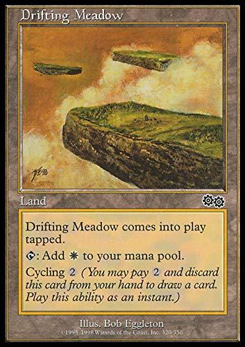 Magic The Gathering - Drifting Meadow - Urza's Saga