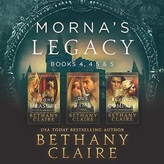Page de couverture de Morna's Legacy: Books 4, 4.5, 5